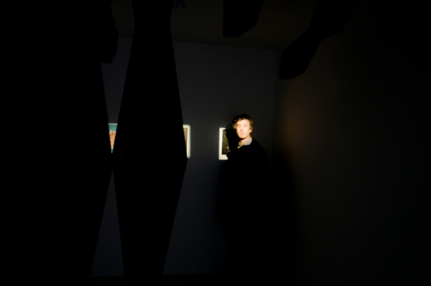 Backflash by Mark Cullen, at G126 Gallery Galway. Photograph by David Ruffles