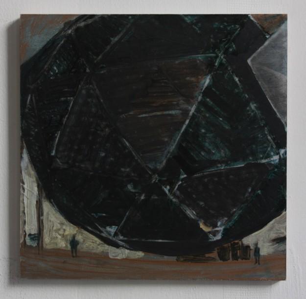 #painting #irishart #contemporaryart #contemporarypainting #sudburynuetrinodetector